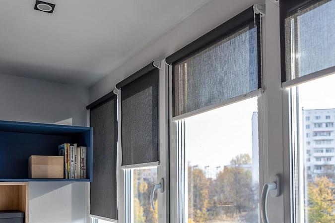 Рулонные шторы недорого